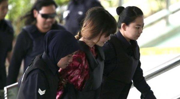 Vụ xét xử Đoàn Thị Hương: Malaysia công bố ảnh chủ mưu người Triều Tiên