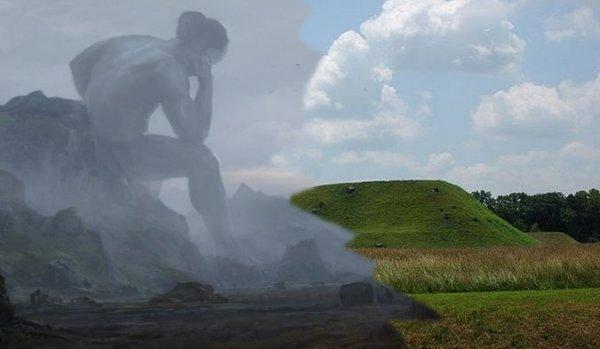 Thế giới ngầm bí ẩn và trận chiến giữa tổ tiên người da đỏ ở Mỹ với những người khổng lồ