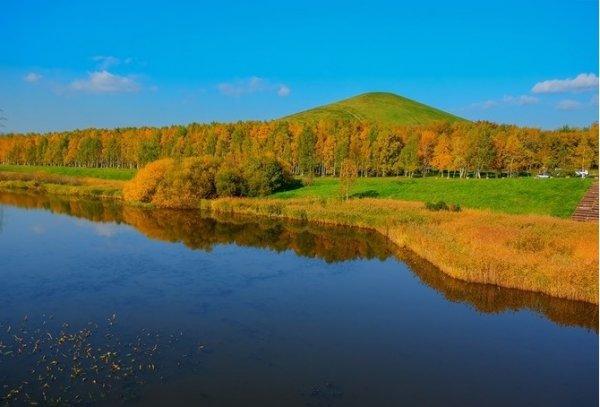 Mùa thu rực rỡ sắc màu ở Hokkaido