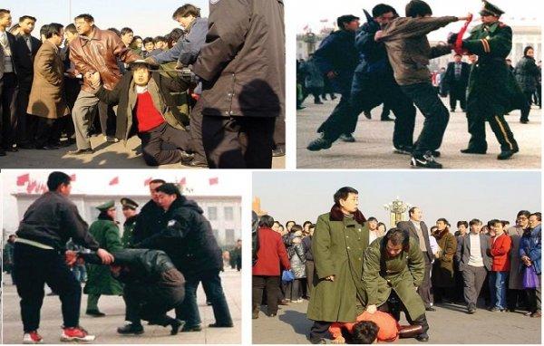 Một người có thể bị trục xuất và đóng băng tài sản ở Mỹ nếu tham gia bức hại Pháp LuânCông
