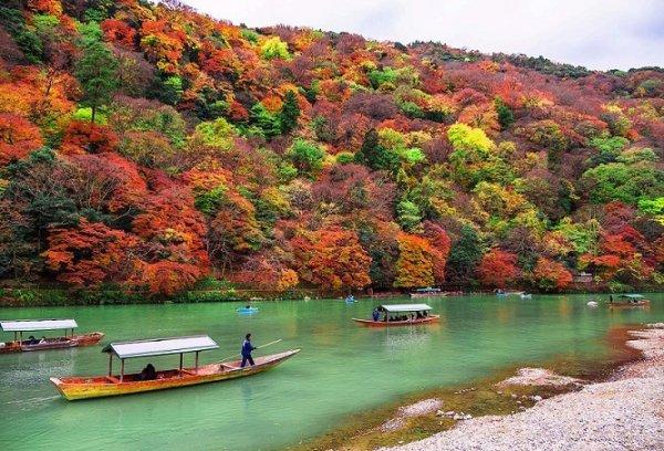 Cố đô Kyoto – Nơi lưu dấu văn hóa truyền thống của người Nhật
