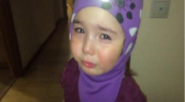 Video: Giận bố, bé đòi bỏ nhà đi… châu Phi!!!