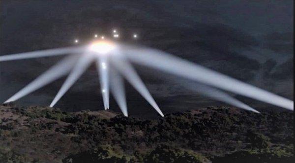 Video: UFO từng xuất hiện trong Thế chiến II ở Los Angeles?