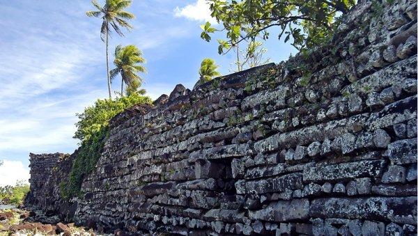 Bí ẩn thành phố cổ Nan Madol và truyền thuyết về người khổng lồ