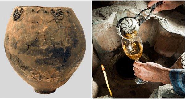 Phát hiện bình rượu 8.000 năm tuổi: Con người thời đồ đá đã biết sản xuất rượu rang