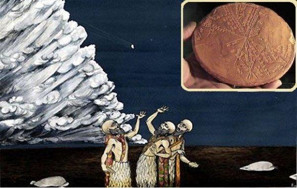 Bản đồ ngôi sao 5.500 tuổi của người Sumer – Chứng tích nền văn minh tiên tiến thờicổ đại