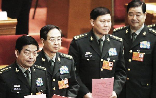 Trương Dương đã tự sát, lão hổ quân đội tiếp theo ngã ngựa là ai?