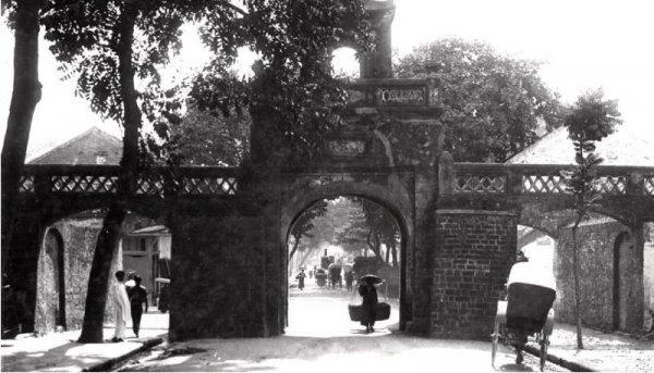 Những bức ảnh hiếm về Việt Nam thời Pháp thuộc