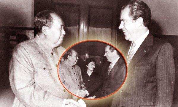Mao Trạch Đông đã làm gì khiến Trung Quốc phải chỉnh sửa bức ảnh này?