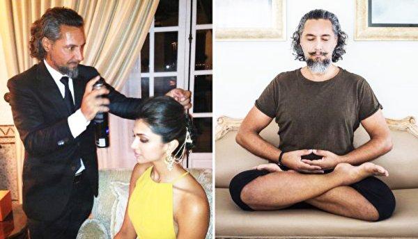 Nhà tạo mẫu tóc nổi tiếng Hollywood và Bollywood: Thành công nhờ thực hành Chân – Thiện – Nhẫn