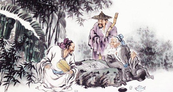 Chuyện Thánh nhân xưa chọn đồ đệ: Muốn được chân truyền phải trải qua thử thách