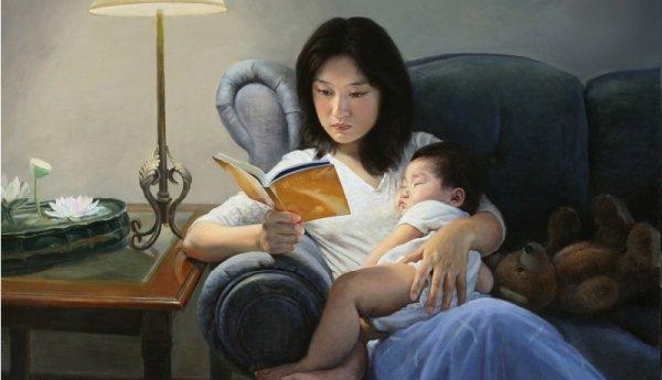 Chia sẻ của một họa sĩ tài ba: Nghệ thuật thăng hoa khi đạo đức thăng hoa