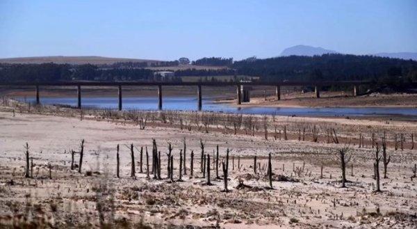 Thủ đô của Nam Phi sắp cạn kiệt nước trong 3 tháng tới