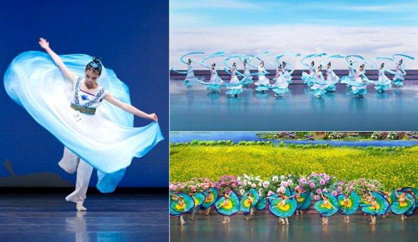 Shen Yun 2018 với sự trầm trồ thán phục của các chuyên gia nghệ thuật hàng đầu thế giới