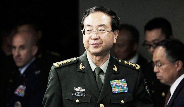 Cựu Tổng tham mưu trưởng quân đội Trung Quốc chính thức ngã ngựa