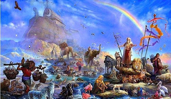 Tương lai của nhân loại sau những 'Ngày Tận thế' trong thần thoại