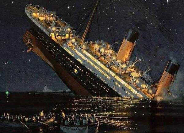 Trở thành tội đồ chỉ vì sống sót sau thảm nạn tàu Titanic