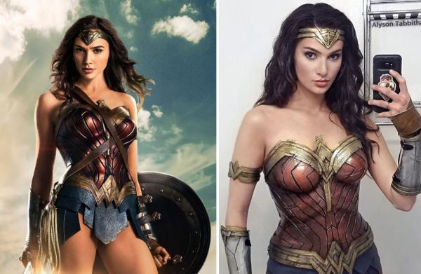 Không thể tin được đây chỉ là cosplay lại các nhân vật nổi tiếng