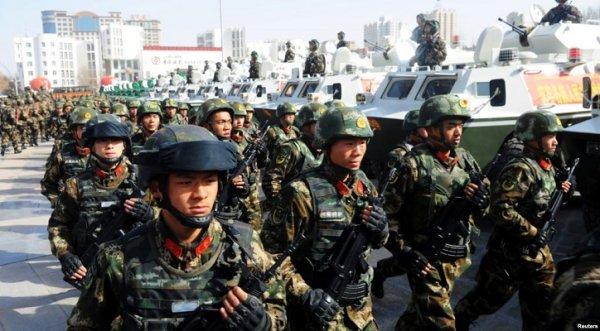 Cảnh sát vũ trang Trung Quốc lần đầu công bố thay đổi quan chức cấp cao