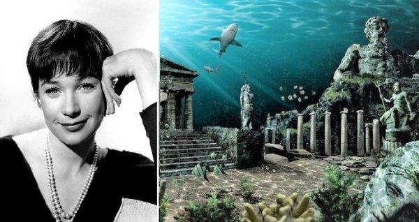 Câu chuyện luân hồi: Nữ minh tinh kể lại một kiếp trên lục địa đã chìm dưới đáy đại dương