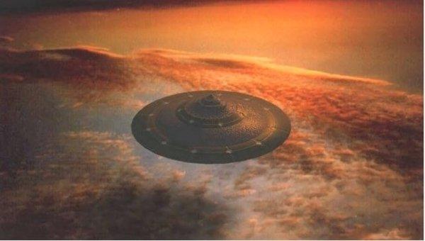 Những lần trạm trán UFO trong thời Trung Quốc cổ đại