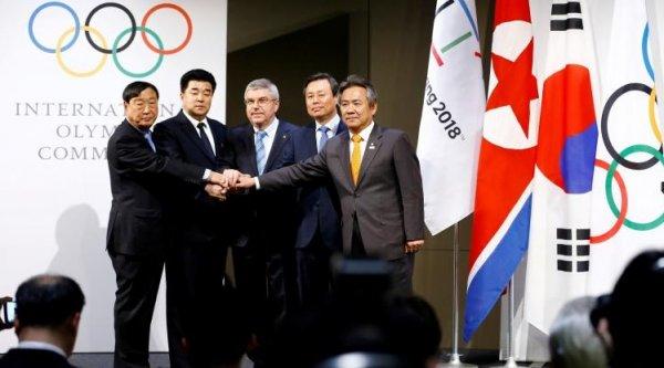 Triều Tiên cử 22 vận động viên tham dự Thế vận hội mùa đông ở Hàn QUốc