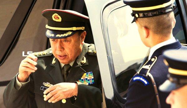 Phó Chủ tịch Quân ủy Trung ương Trung Quốc có thể đang lành ít dữ nhiều