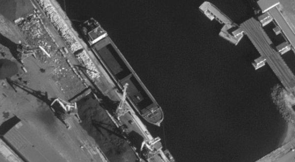 Mỹ lại phát hiện tàu Trung Quốc lén lút trao đổi hàng hóa với Triều Tiên