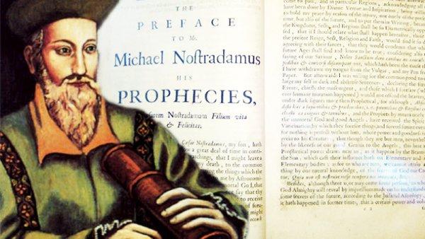 """Những ứng nghiệm từ cuốn sách tiên tri """"Các Thế Kỷ"""" của Nostradamus (P.1)"""