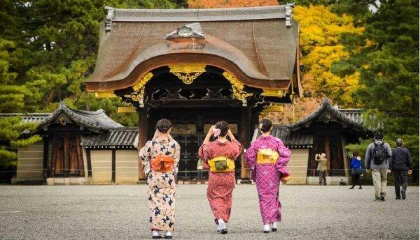 Cố đô Kyoto – Nơi mang đậm hơi thở văn hóa truyền thống Nhật Bản