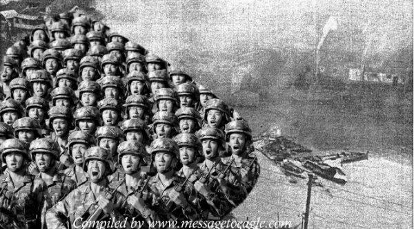 Bí ẩn 3.000 quân biến mất không một dấu vết trong chiến tranh Trung Nhật