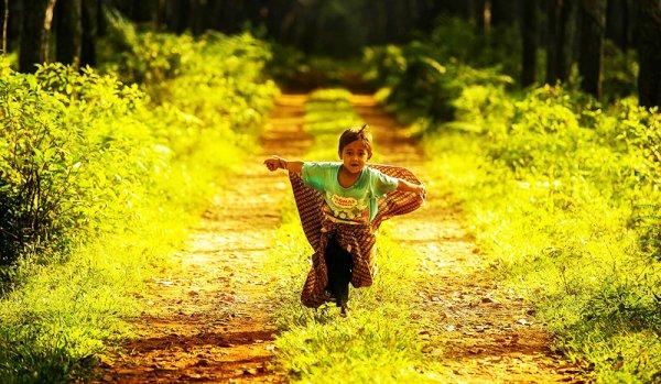 Thế gian ngàn vạn cảnh đẹp, cũng chẳng đẹp bằng con đường về nhà…