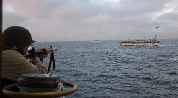 Argentina bắn tàu cá Trung Quốc đánh bắt trái pháp