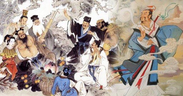 Độ một người khó như thế nào? 10 khảo nghiệm tu Đạo sinh tử của Lã Động Tân