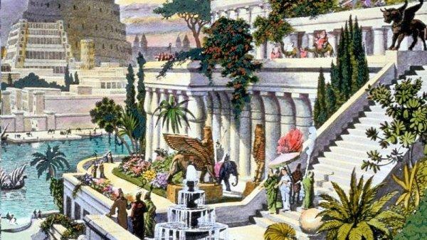 Tại sao vương quốc Babylon một thời huy hoàng lại bị hủy diệt?