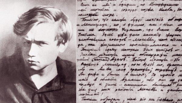 Nhật ký tiên tri của một học sinh Liên Xô về Thế chiến II