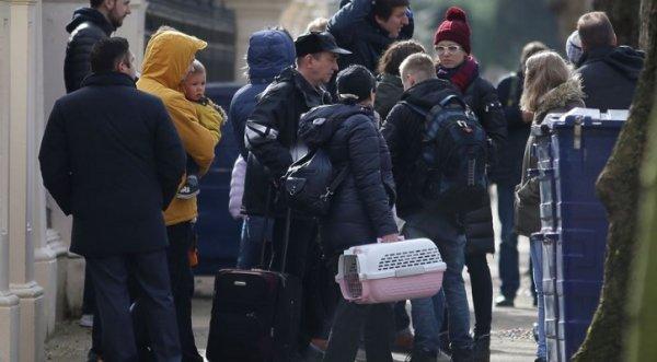 19 nước đồng loạt trục xuất hơn 110 nhà ngoại giao Nga