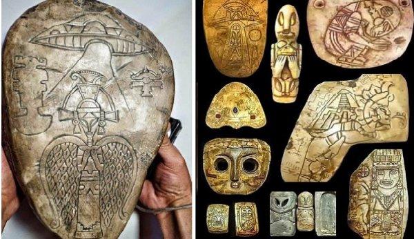 Những bằng chứng cho thấy nền văn minh Maya đã tiếp xúc với người ngoài hành tinh