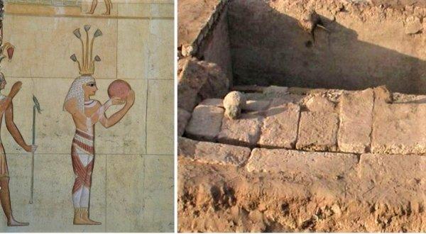 Người Ai Cập cổ đại đã biết chơi bowling từ 5.000 năm trước