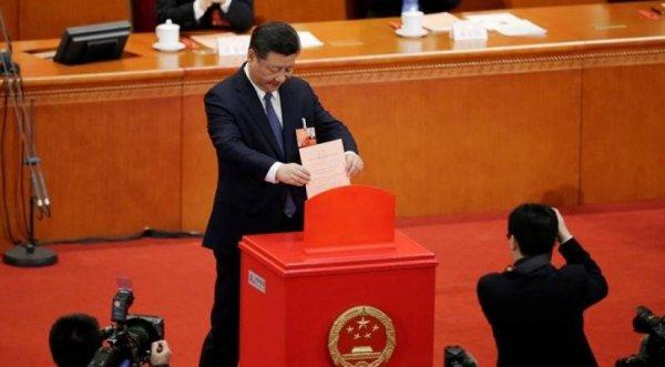 Trung Quốc thông qua đề xuất bỏ giới hạn nhiệm kỳ Chủ tịch nước