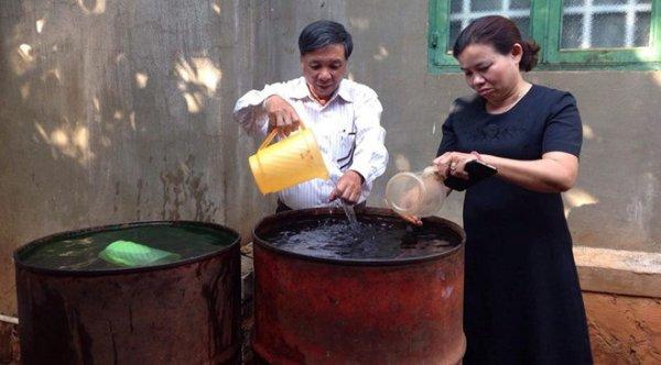 Đắk Lắk: Nước giếng nóng bất thường hơn 60 độ C, dân không dám tắm rửa