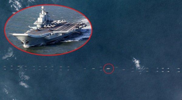 Hàng chục tàu chiến Trung Quốc kéo đến biển Đông tập trận