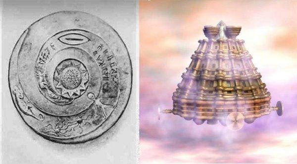 UFO đã xuất hiện xuyên suốt từ thời cổ đại tới cận đại