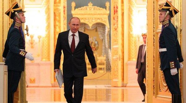 Thắng áp đảo, ông Putin tái đắc cử Tổng thống Nga