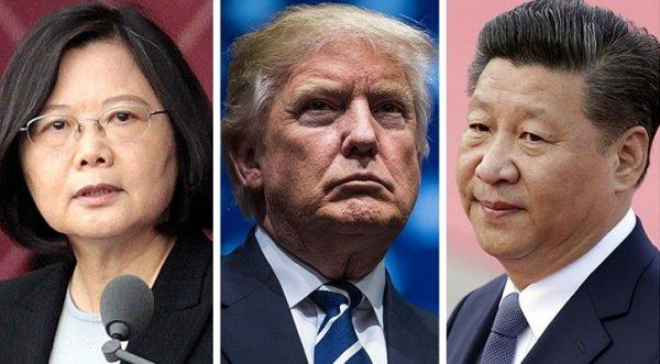 Ông Trump ký luật thân Đài Loan, Trung Quốc tức giận