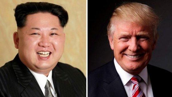 Ông Trump chấp nhận gặp Kim Jong-un vào tháng 5
