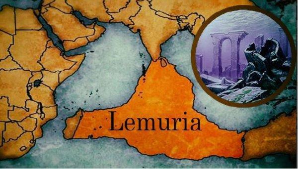 Bằng chứng tồn tại của lục địa Lemuria đã mất dưới Ấn Độ Dương