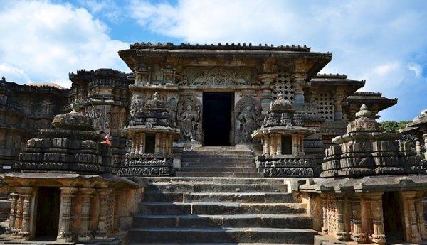 Đền Hoysaleswara: Bằng chứng về máy móc tiên tiến thời cổ đại