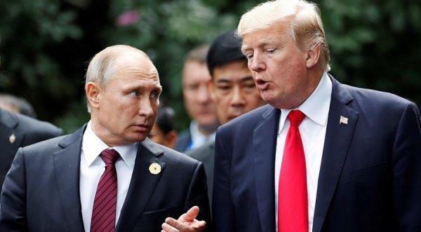 Nga: Ông Trump từng mời Putin đến Nhà Trắng trước vụ trục xuất ngoại giao