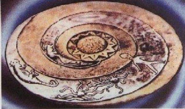 Những chiếc đĩa đá 12.000 năm tuổi và tộc người bí ẩn đến từ bầu trời